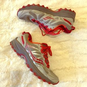 Saucony Excursion Trail Running Shoes -7.5